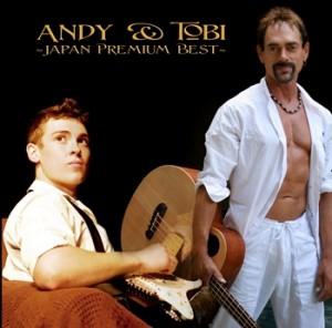 【ジャケ写】Andy&TOBI小